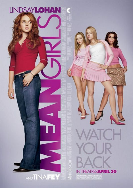 Mean Girls Poster #1