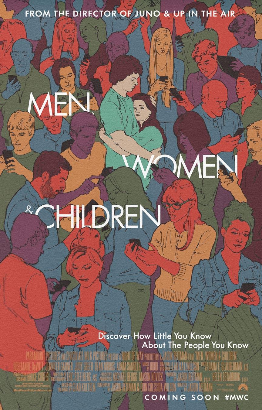 Men, Women & Children Poster #1