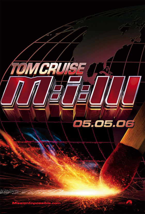 Mission: Impossible III Poster #3