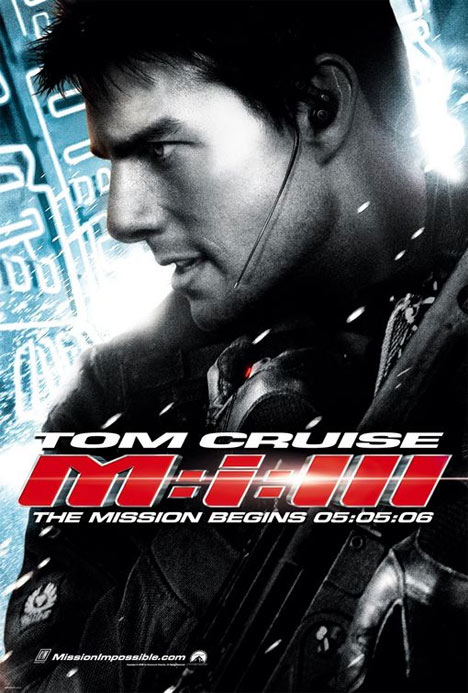 Mission: Impossible III Poster #1
