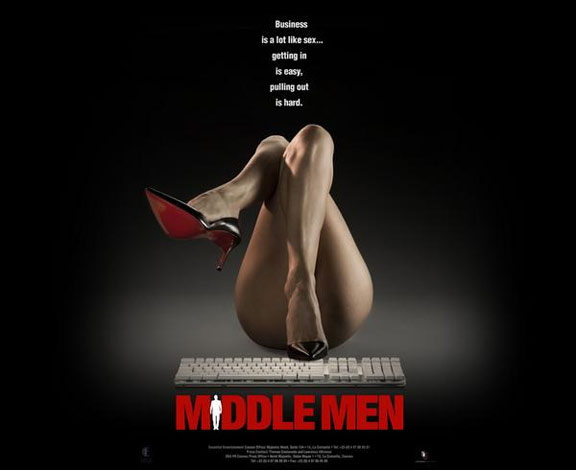 Middle Men Poster #1