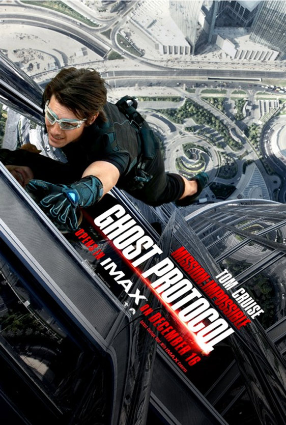Mission: Impossible - Ghost Protocol Poster #3