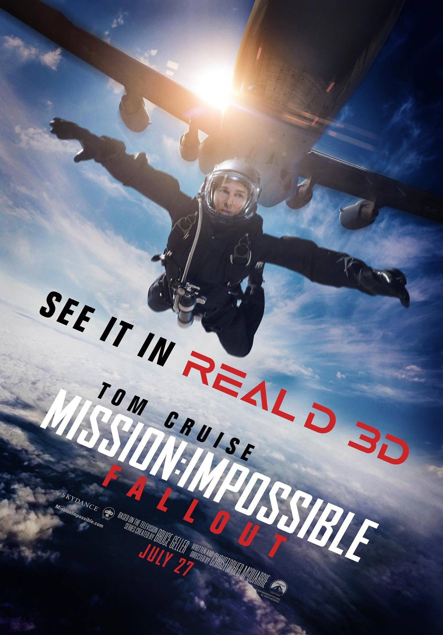 Mission: Impossible - Fallout Poster #12