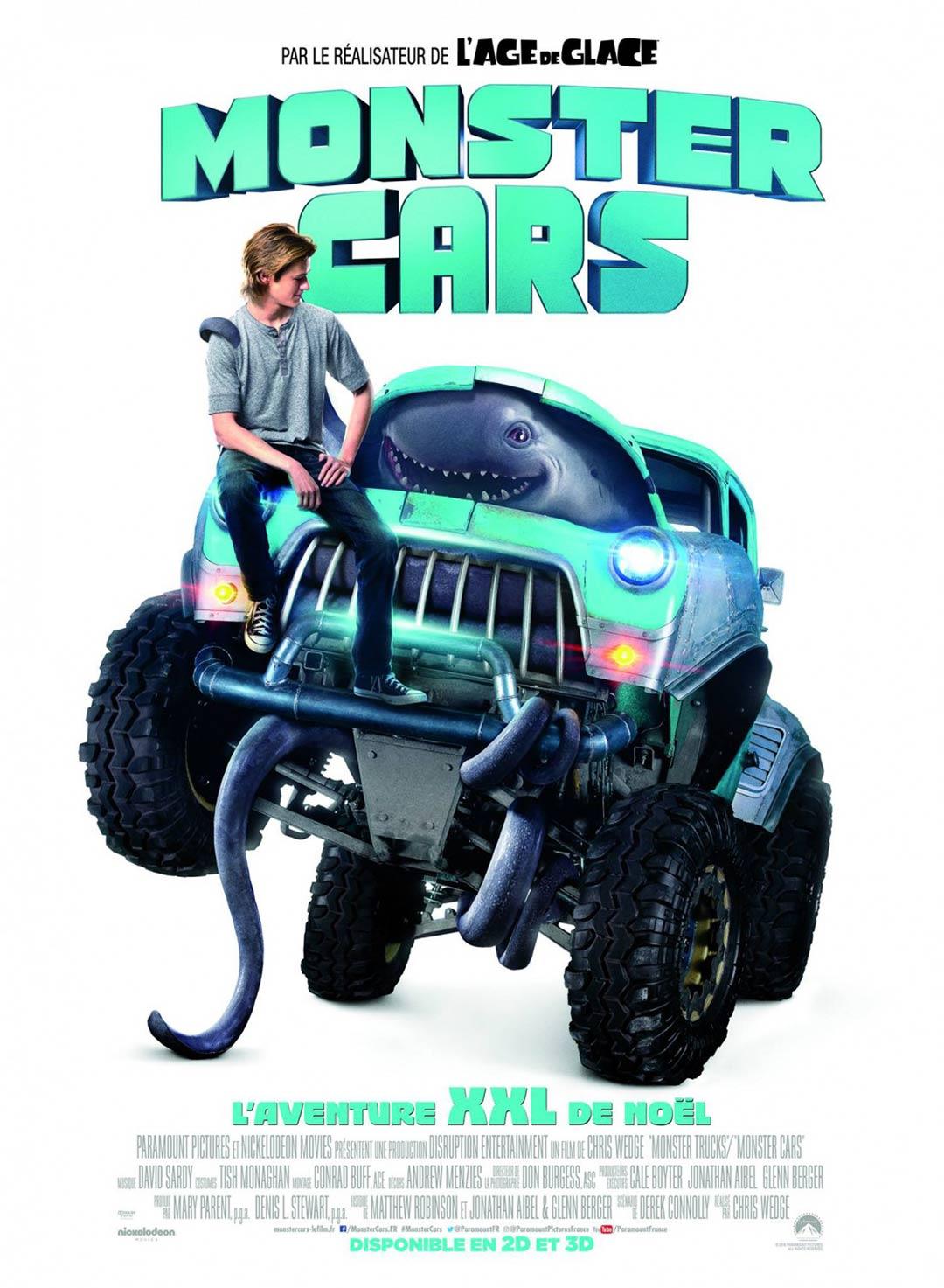 monster trucks  2017  poster  1