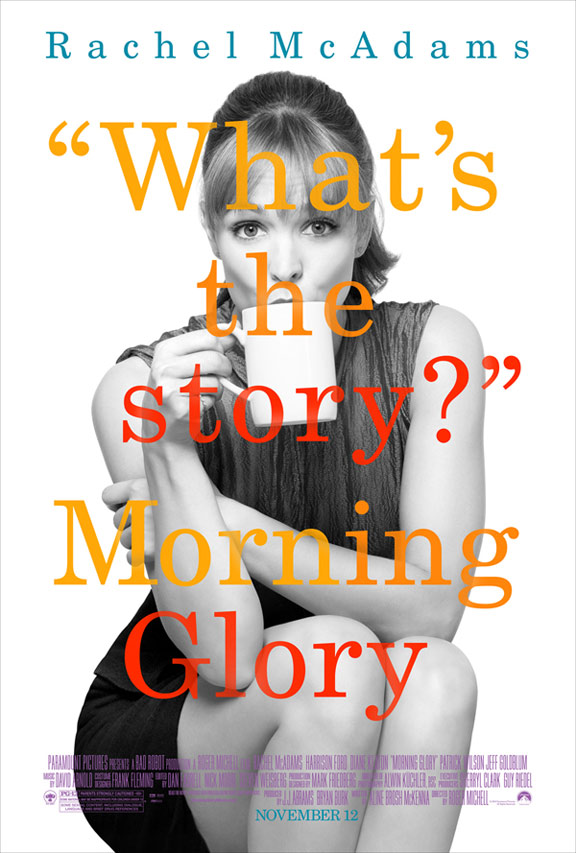 Morning Glory Poster #2