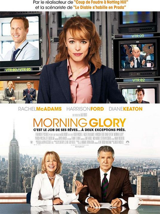 Morning Glory Poster #6