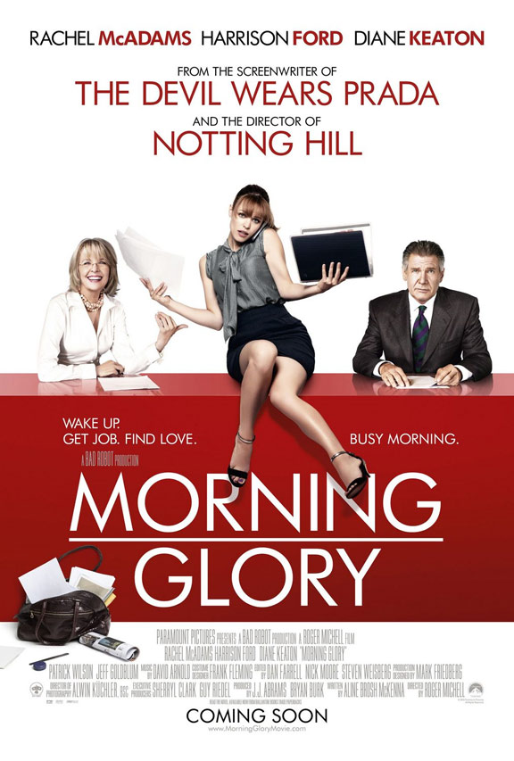 Morning Glory Poster #7
