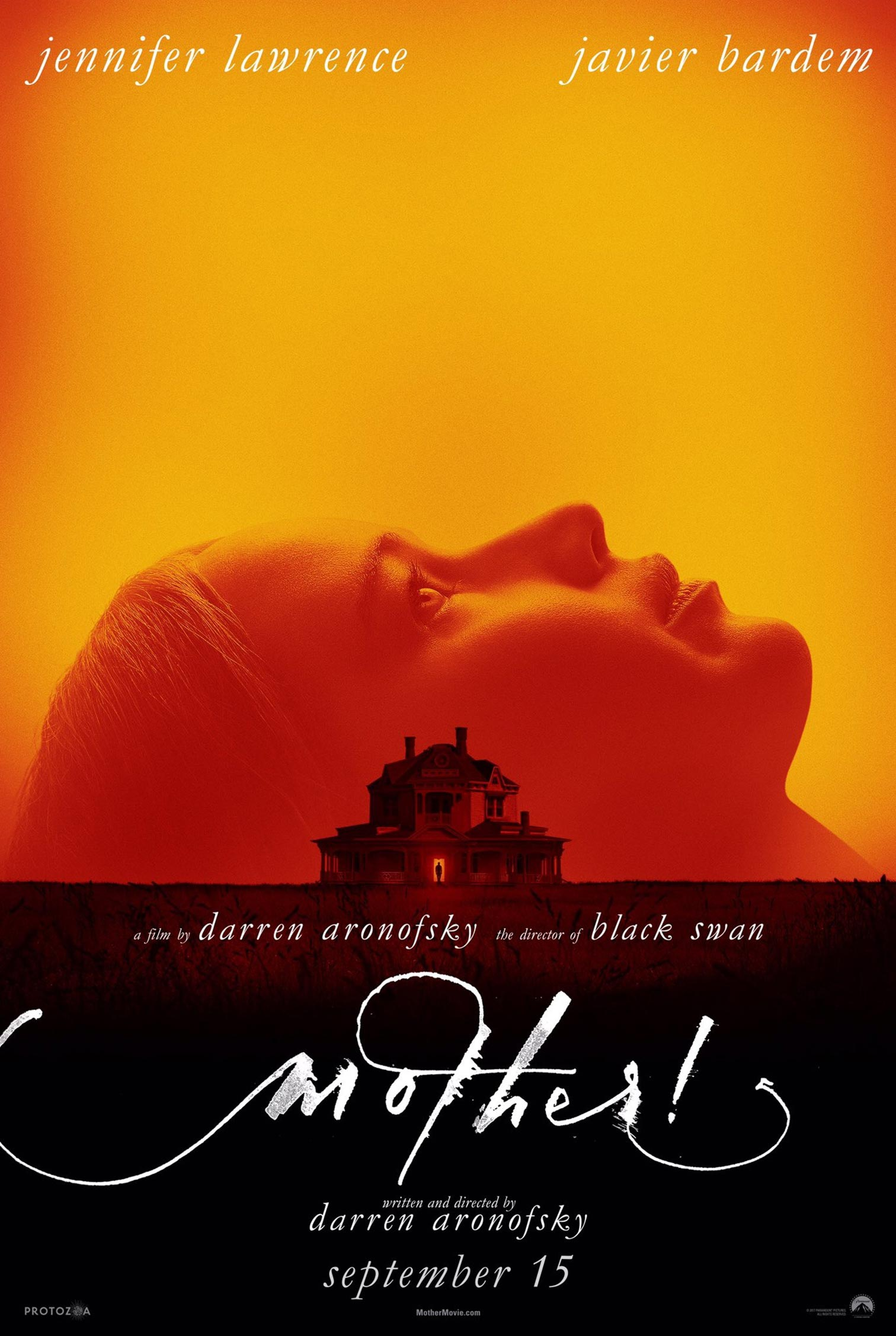 Mother! Poster #3