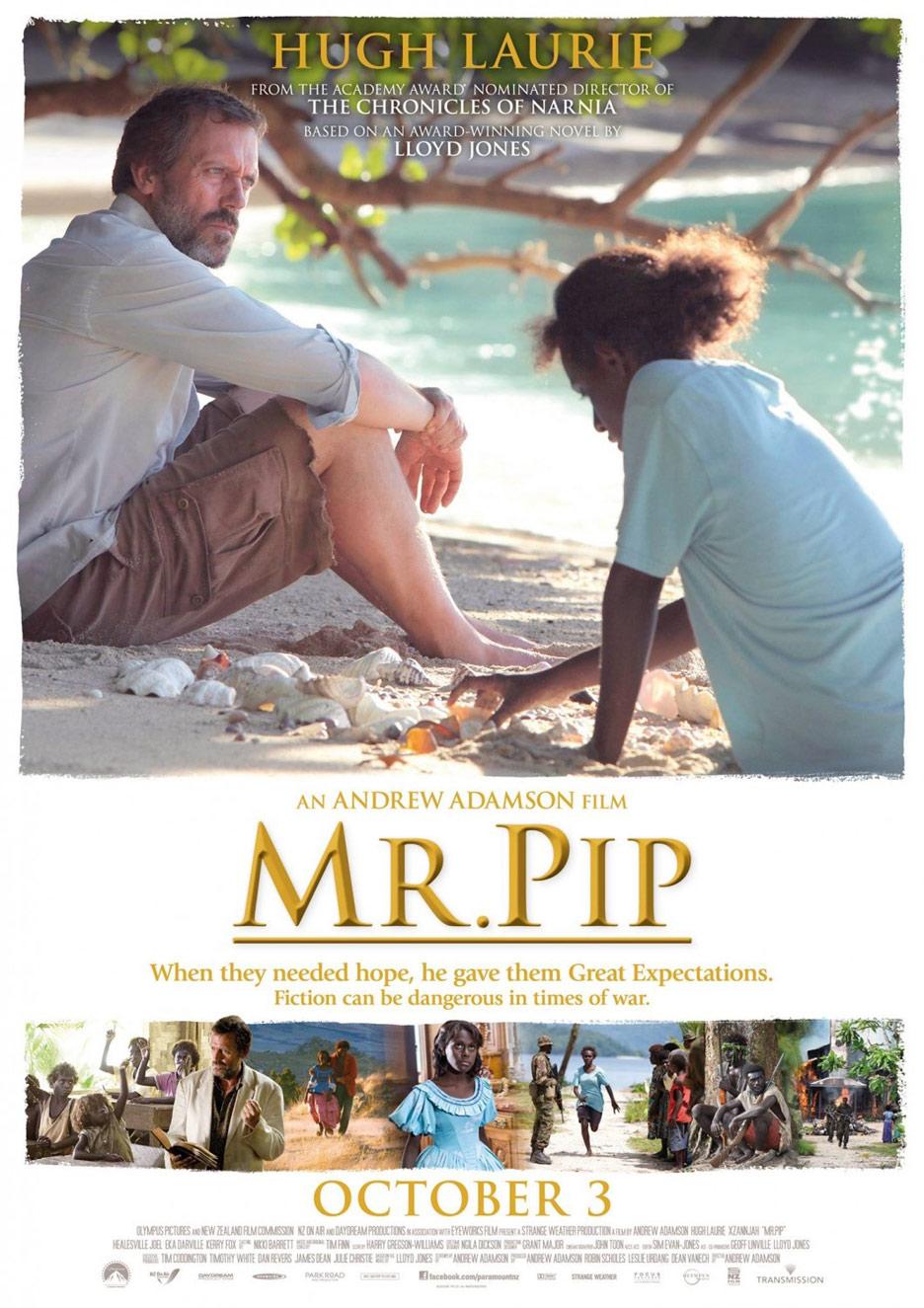 Mr. Pip Poster #2
