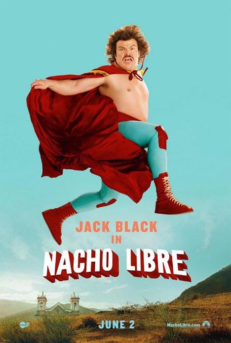 Nacho Libre Poster #1