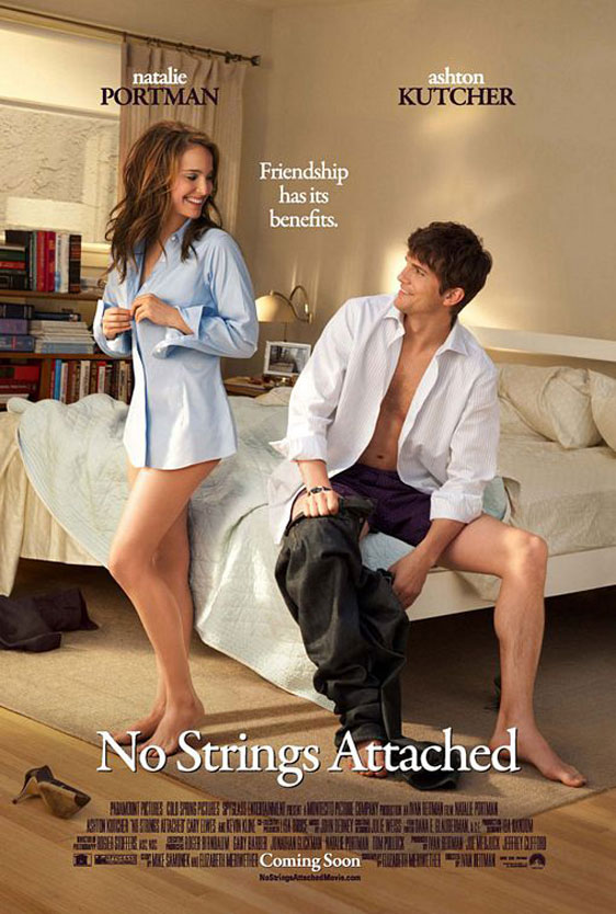 No Strings Attached Poster #1