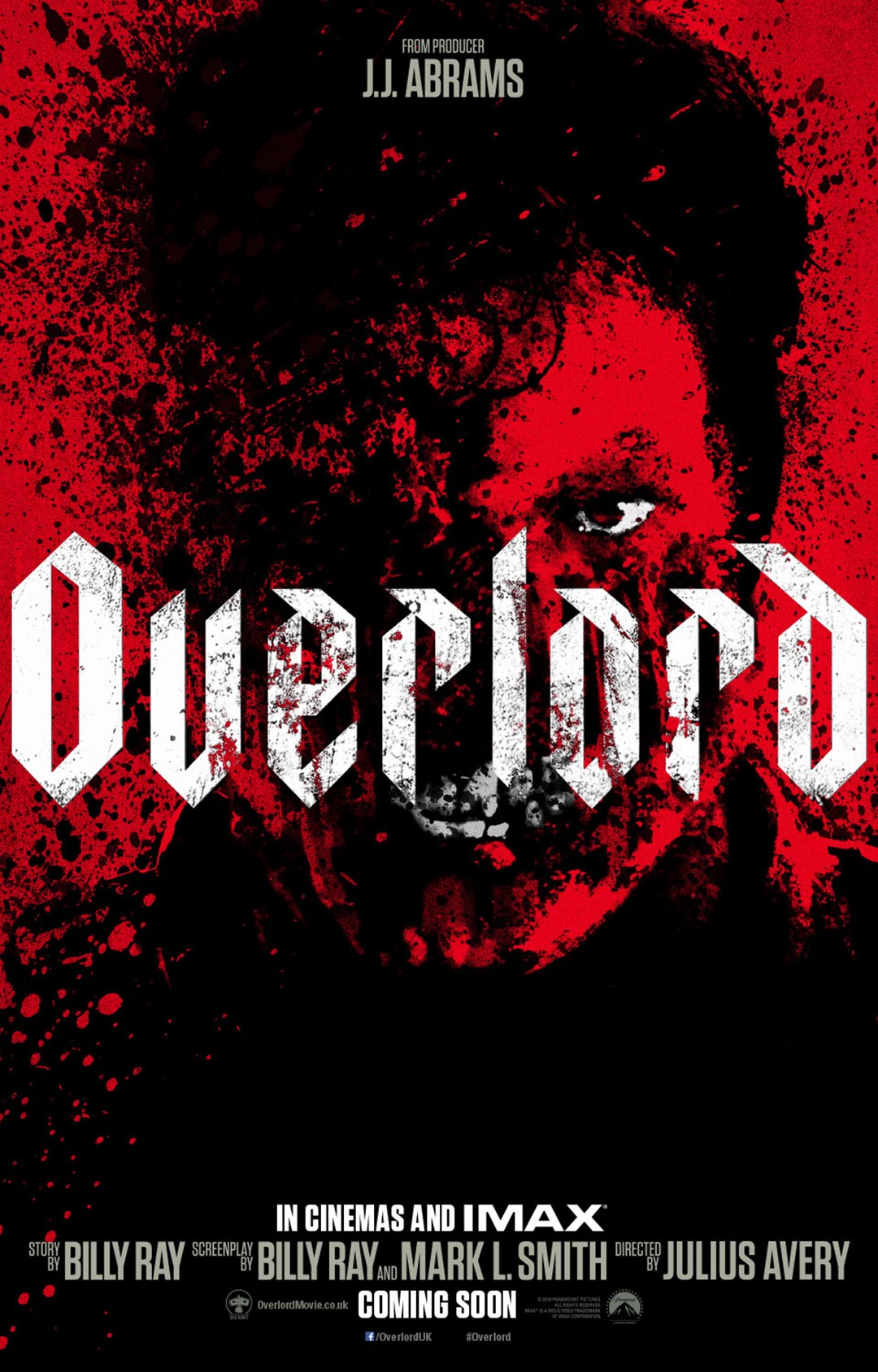 Overlord Poster #1