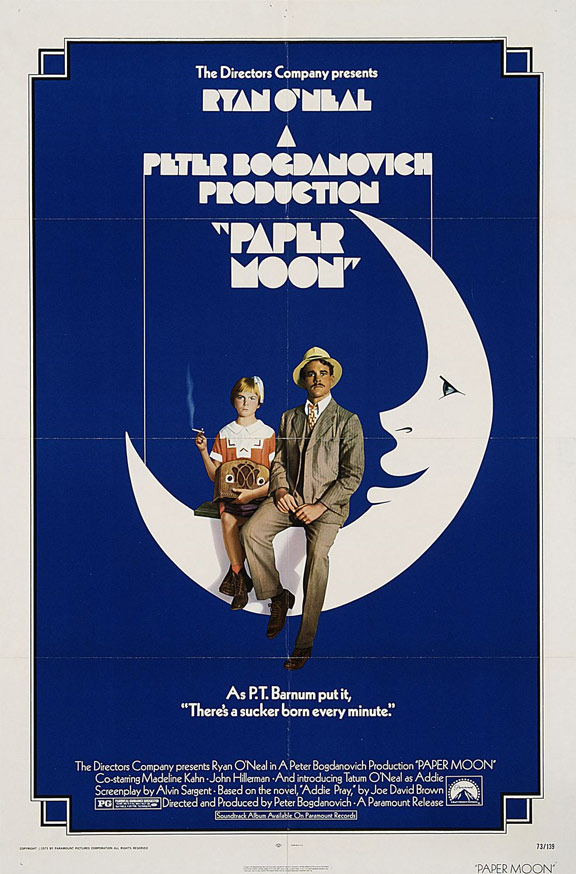 Paper Moon Poster #1