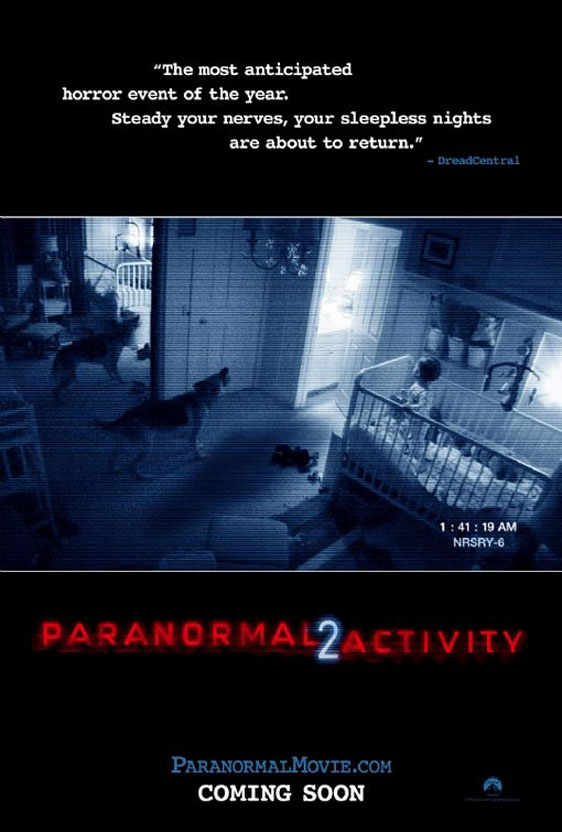 Paranormal Activity 2 Poster #1