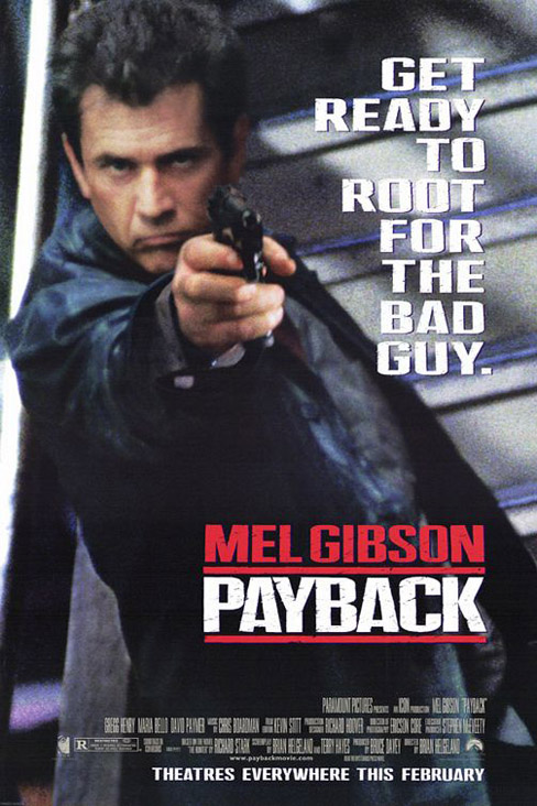 Payback Poster #1