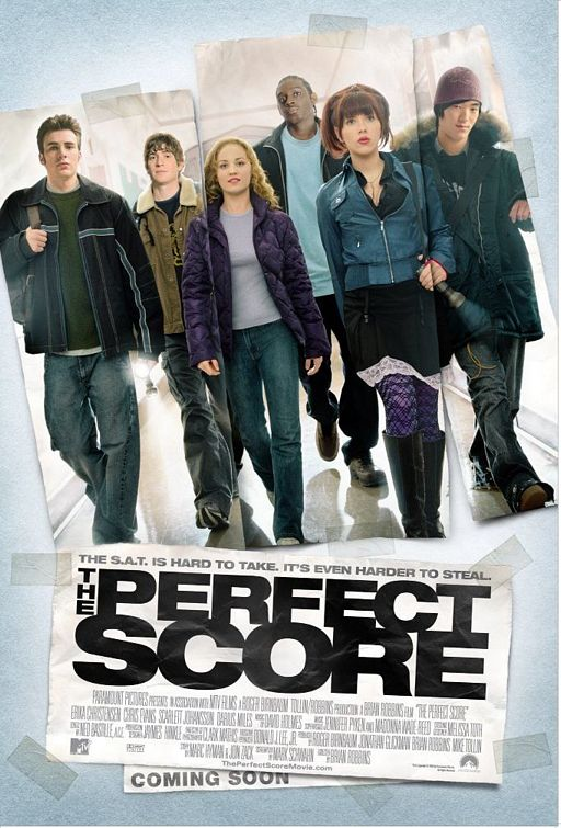 The Perfect Score Poster #1