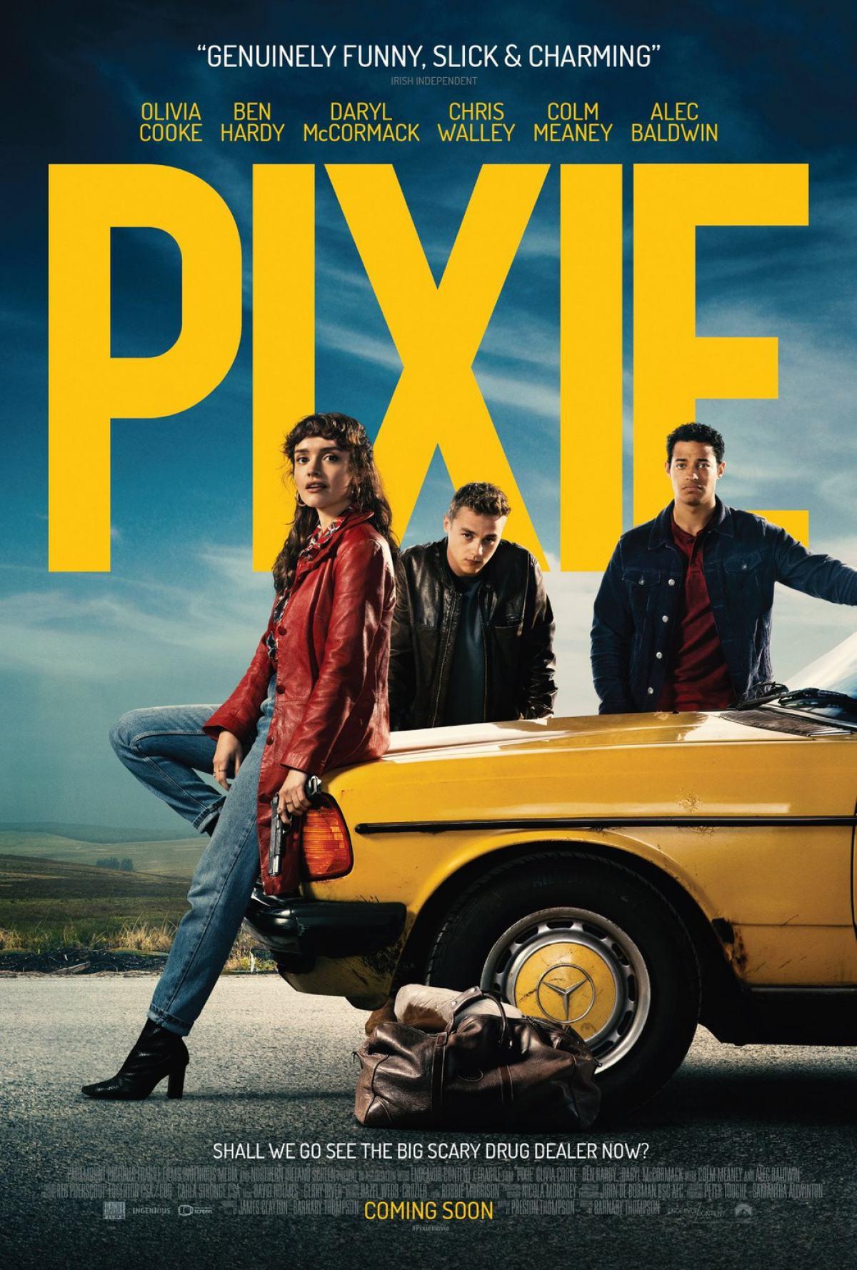 Pixie Poster #1