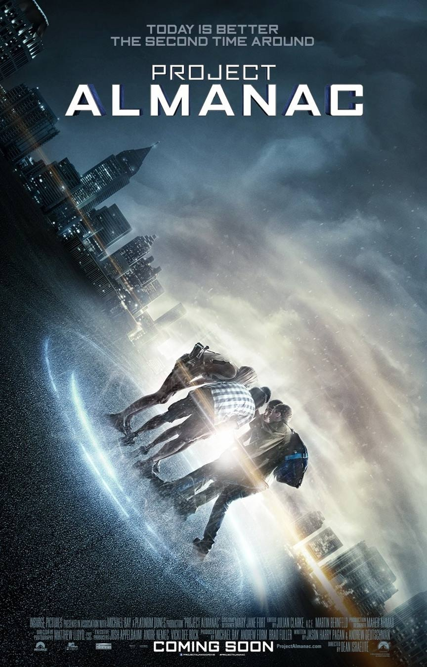 Project Almanac Poster #1