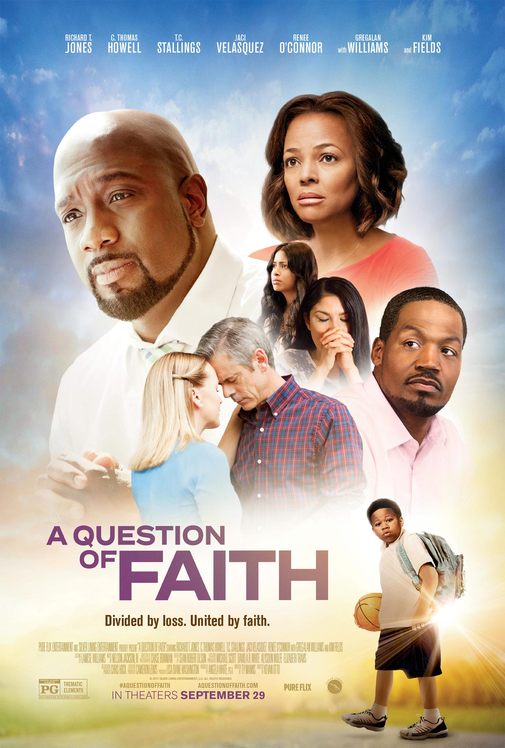 A Question of Faith Poster #1