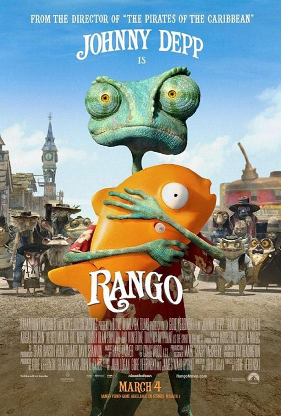Rango Poster #2