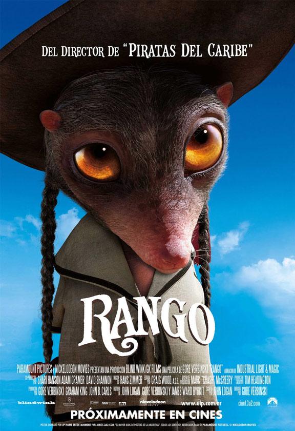 Rango Poster #4