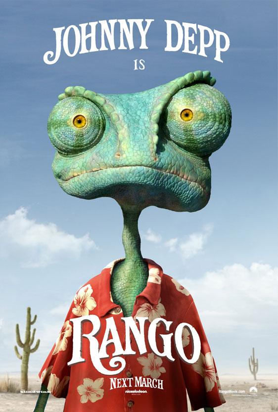 Rango Poster #1