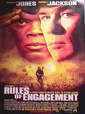Rules of Engagement Poster #1