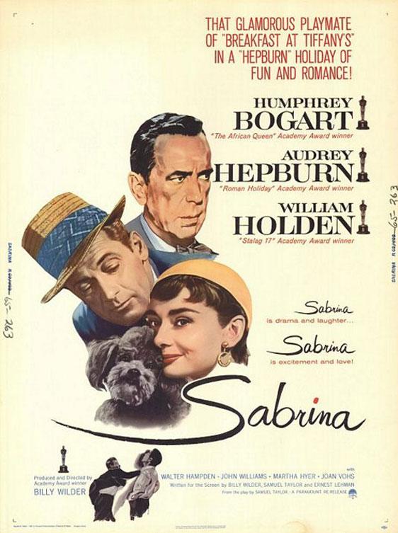 Sabrina Poster #2
