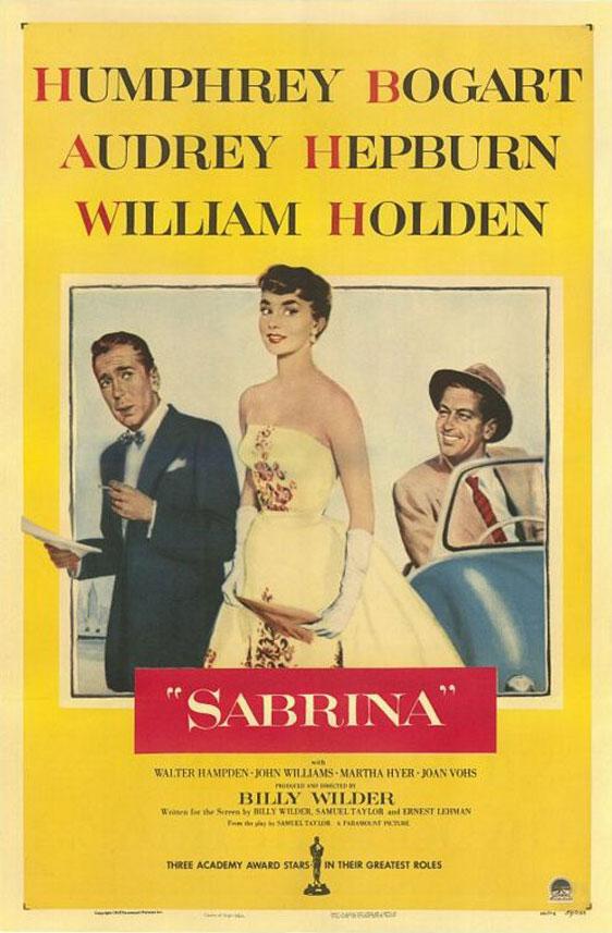 Sabrina Poster #3