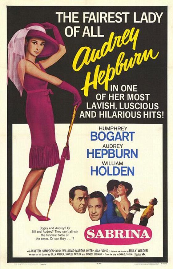 Sabrina Poster #1