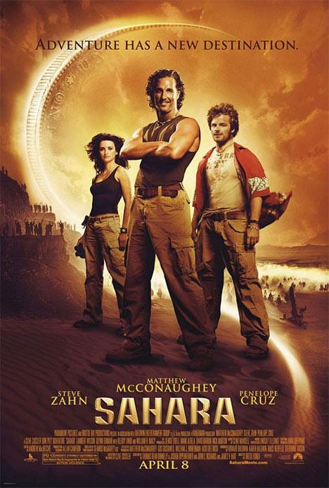 Sahara Poster #1