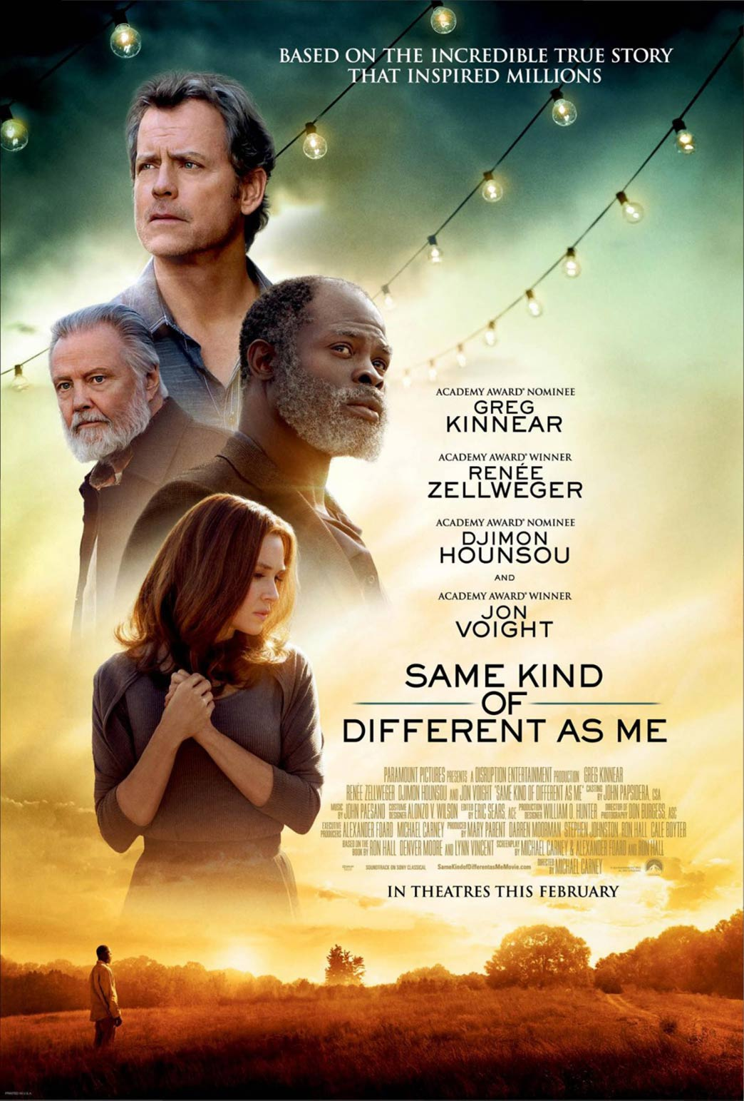 Same Kind of Different as Me Poster #2