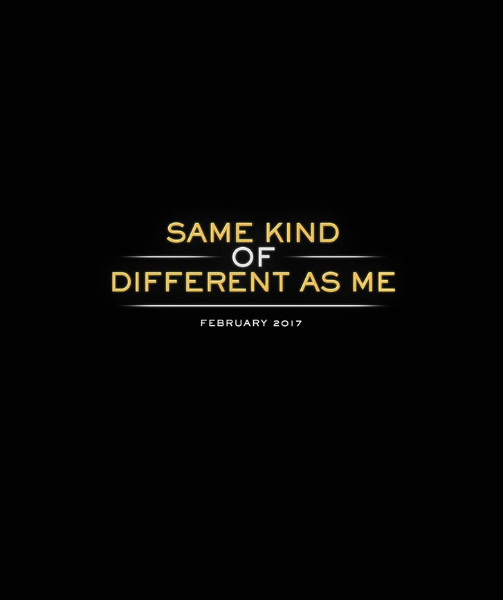 Same Kind of Different as Me Poster #1