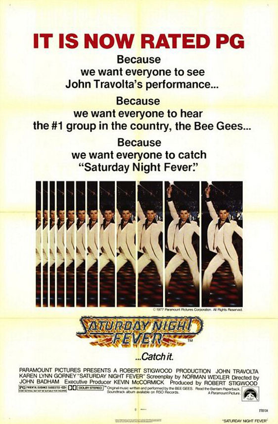 Saturday Night Fever Poster #2