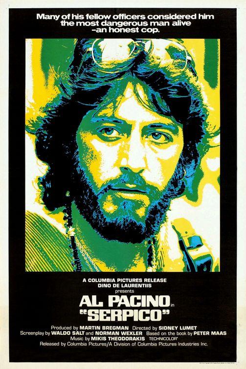 Serpico Poster #1