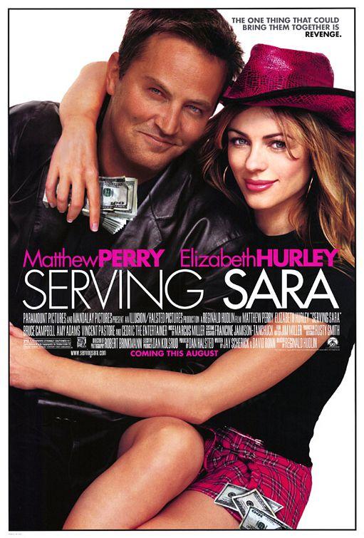 Serving Sara Poster #1