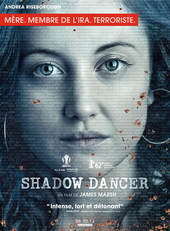 Shadow Dancer Poster #2