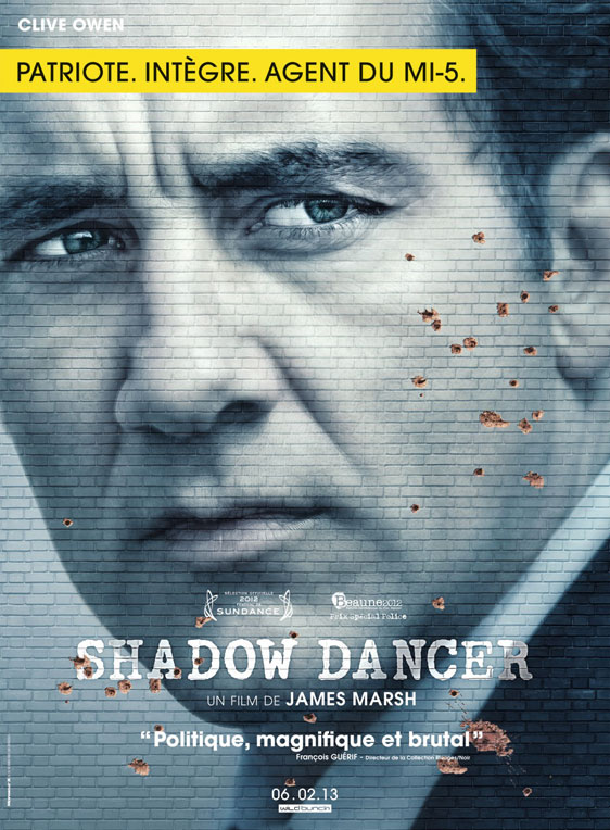 Shadow Dancer Poster #3