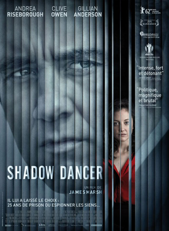 Shadow Dancer Poster #4