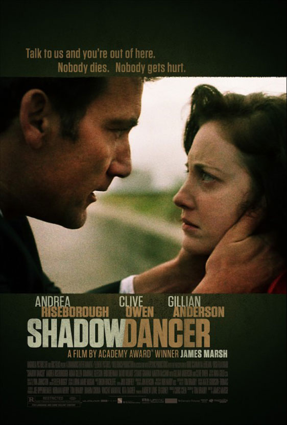 Shadow Dancer Poster #7