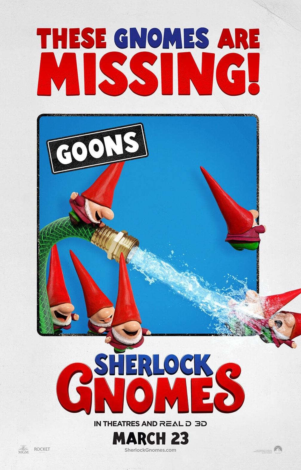 Sherlock Gnomes Poster #4