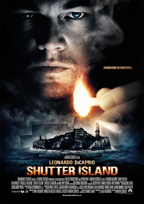 Shutter Island Poster #2