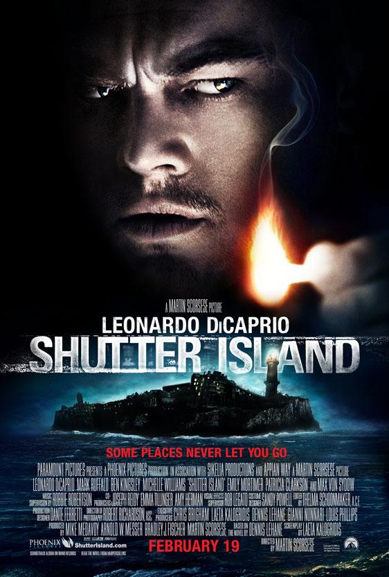 Shutter Island Poster #6