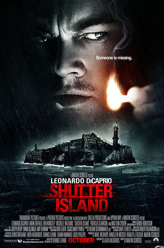 Shutter Island Poster #1