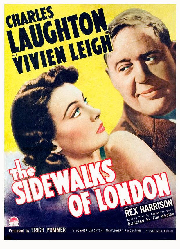 Sidewalks of London Poster #1