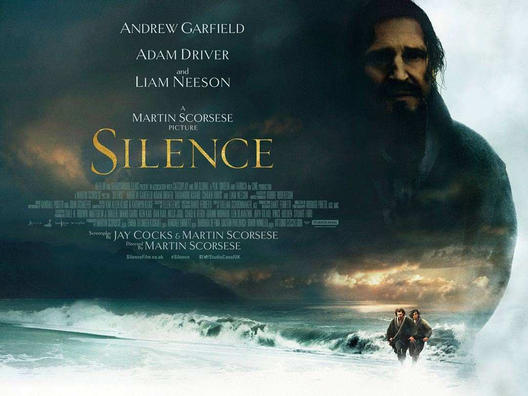 Silence Poster #2