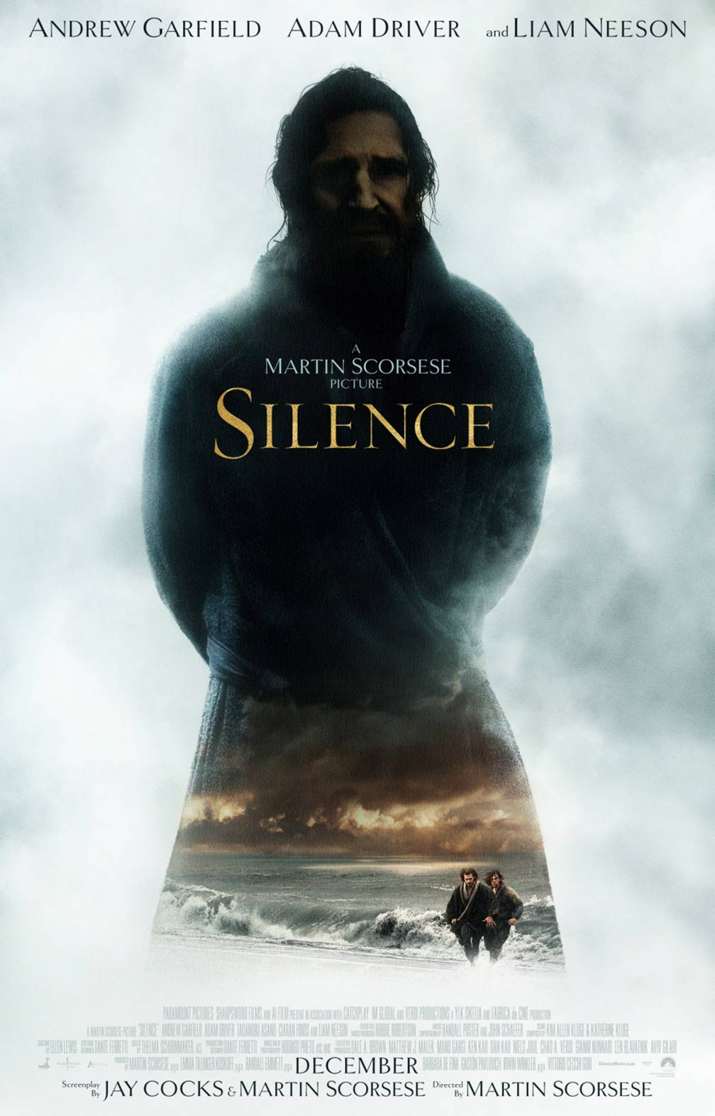 Silence Poster #1