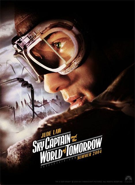 Sky Captain and the World of Tomorrow Poster #1