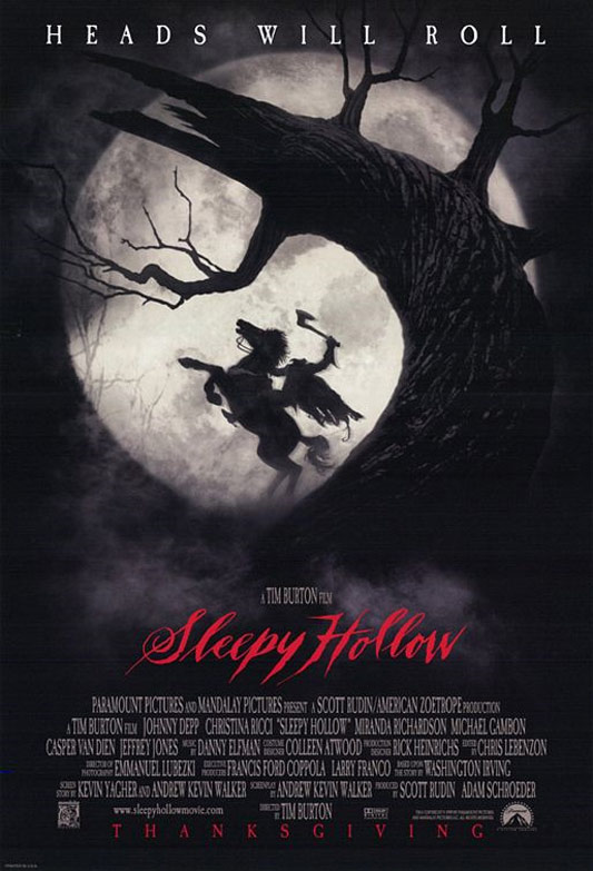 Sleepy Hollow Poster #1