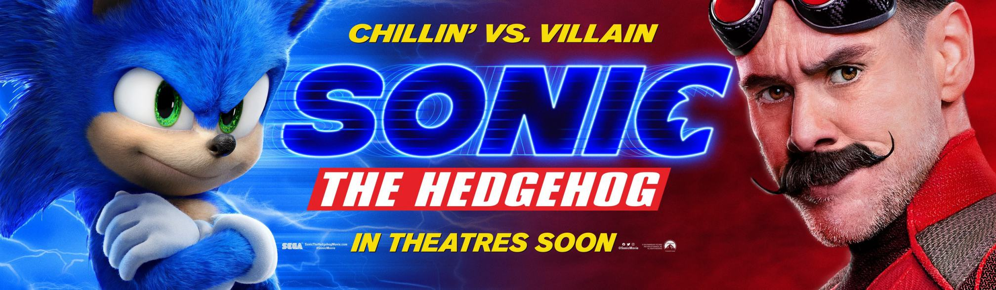 Sonic the Hedgehog Poster #3